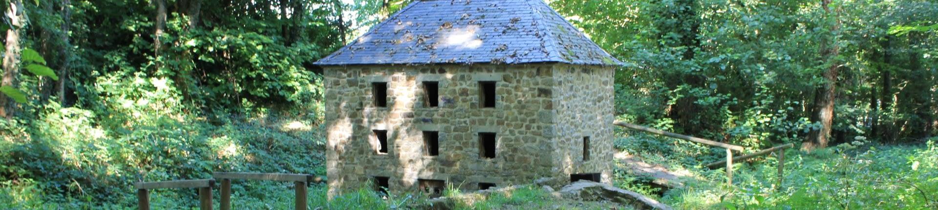 Moulin de la commune de Guitté